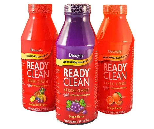 Detoxify Ready Clean 16oz.