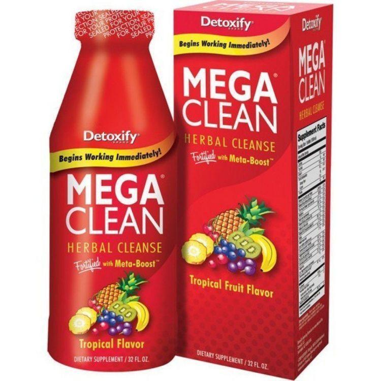 Detoxify Mega Clean 32oz.