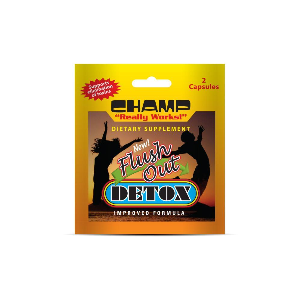 Champ Flush Out Detox Capsules