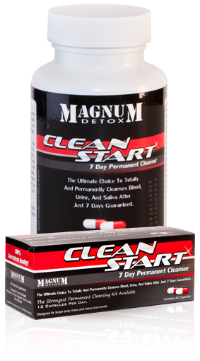 Magnum Clean Start 7 Day Cleanse Detox