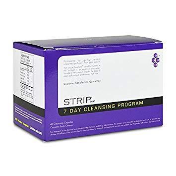 Strip NC 7 Day Program Cleanse Detox