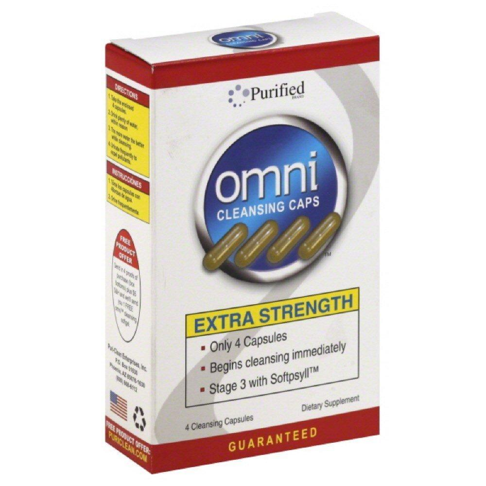 Purified Omni Cleansing Capsules