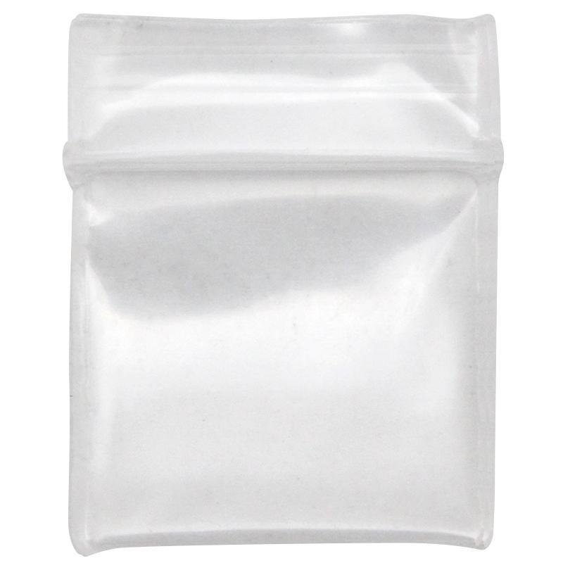 Apple 1212 Clear Plastic Ziplock Baggies