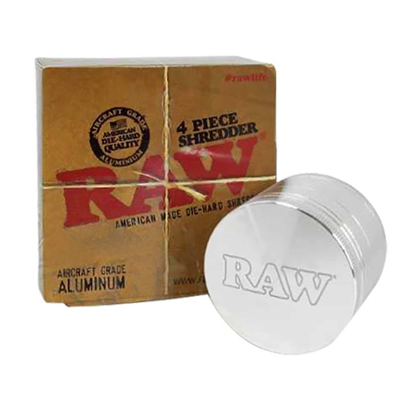 Raw 4pc Large Shredder Grinder