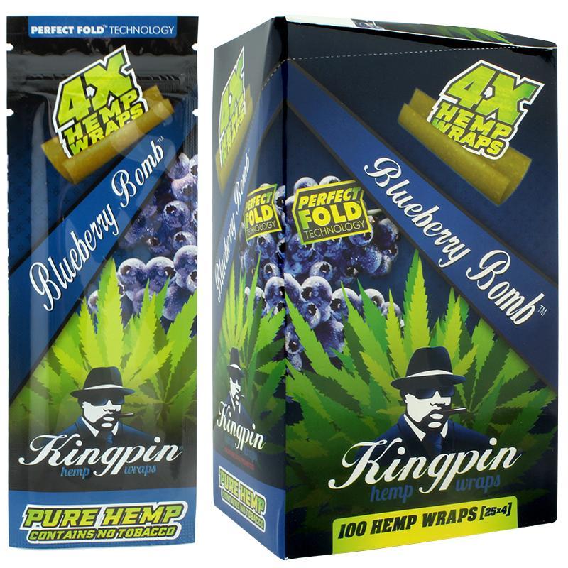 Kingpin Hemp Wrap Original G Flavor