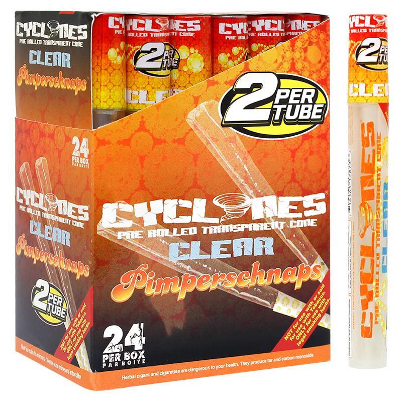 Cyclones Clear Cone Pimperschnaps Flavor