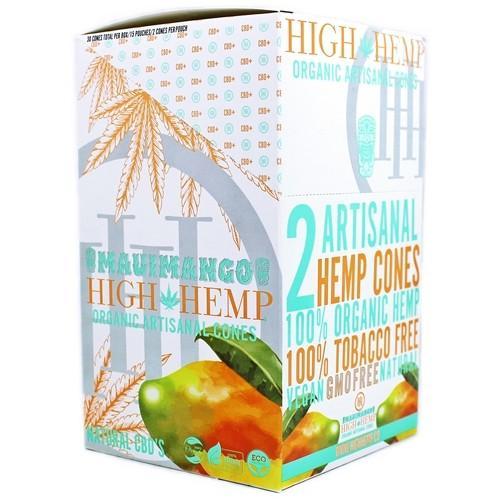 High Hemp Maui Mango Cones