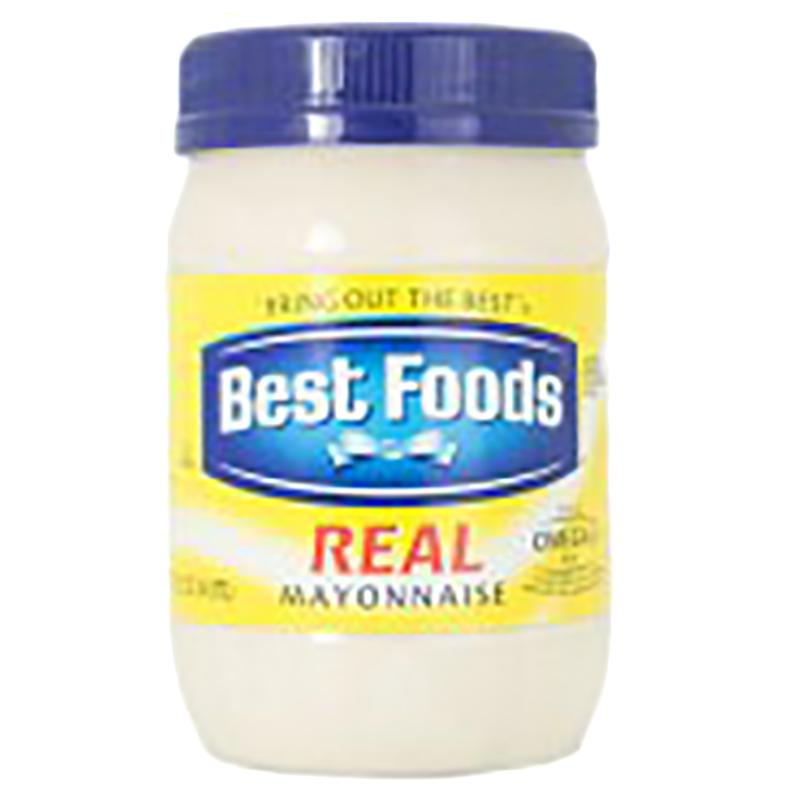 Best Foods Mayo Safe Can