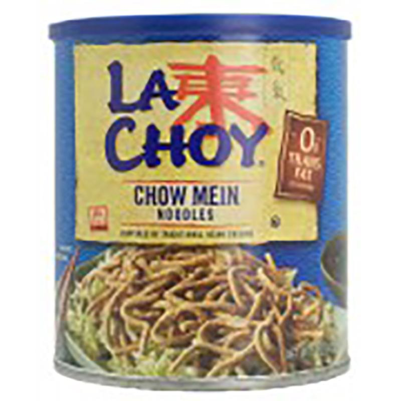 La Choy Chow Mein Safe Can