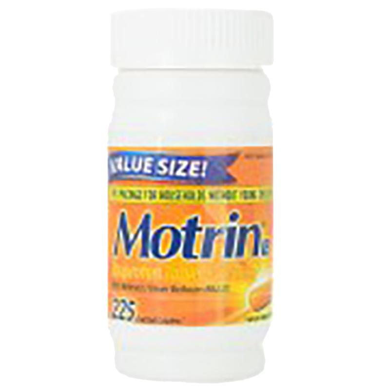 Motrin Safe Can