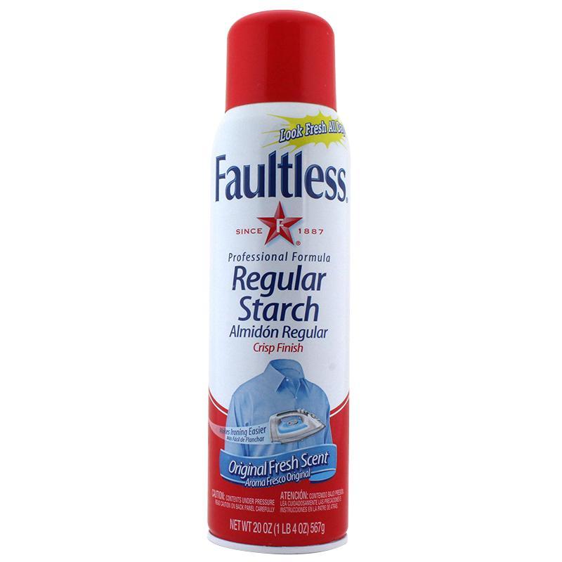 Faultless Freshener Safe Can