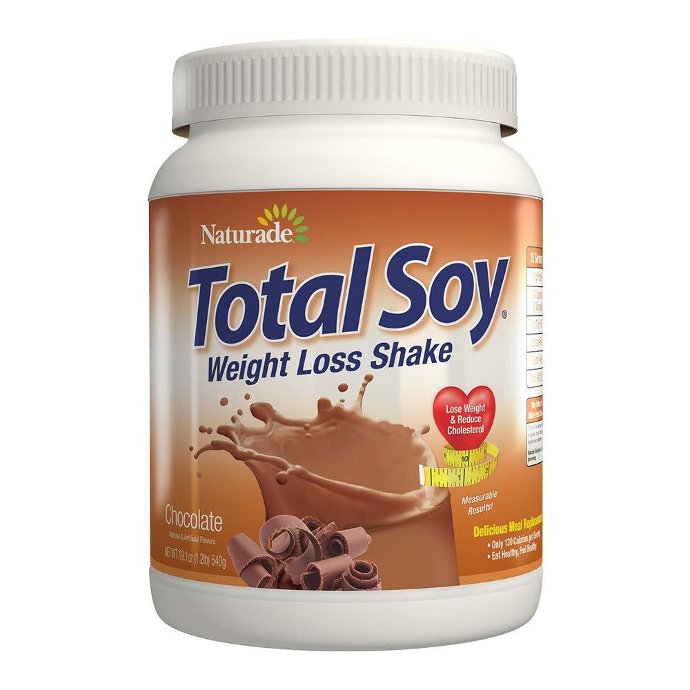 Total Soy Weight Loss Shake Safe Can