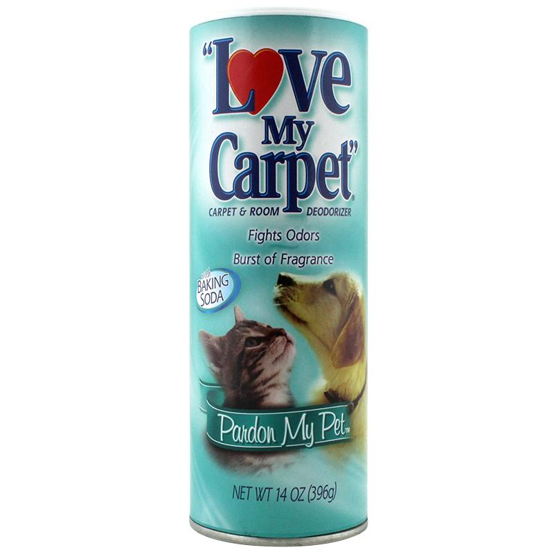 Love My Carpet Cleaner Safe Can