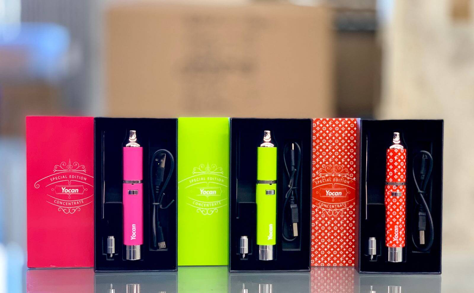 Yocan Evolve Plus Special Edition