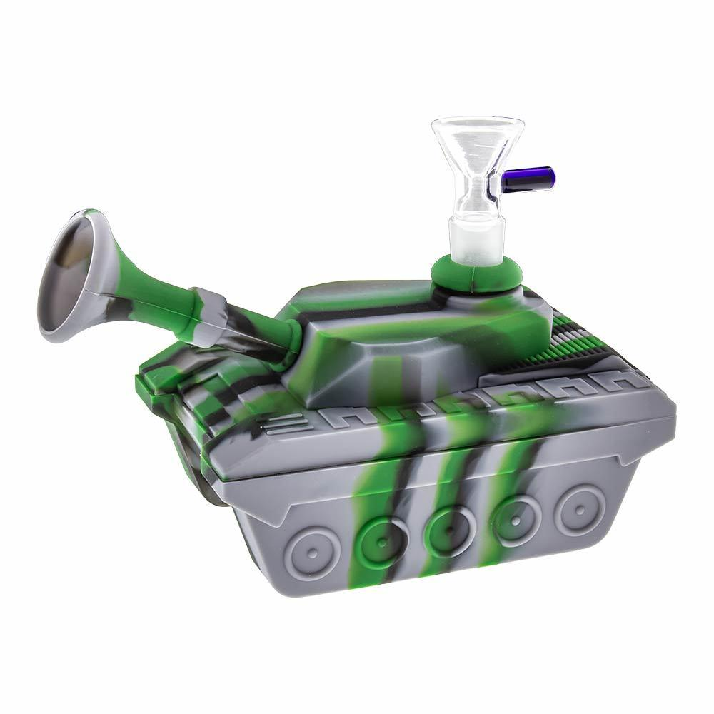 Silicone Tank Water Pipe