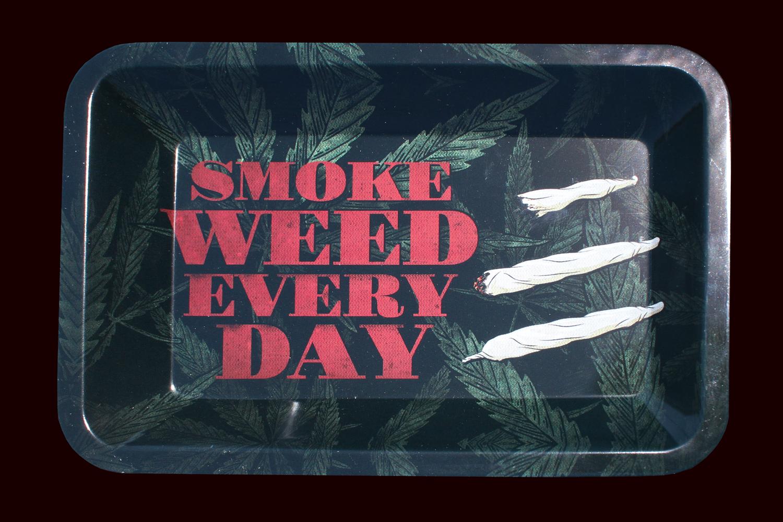 Smoke Weed Tray MINI 7''