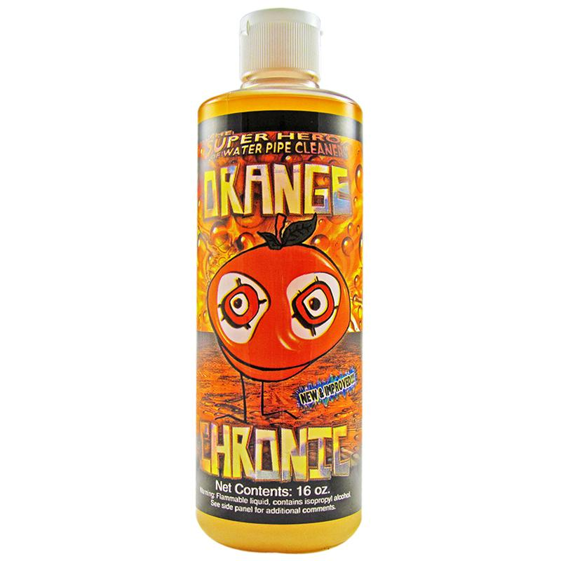 Orange Chronic Cleaner 16 oz.