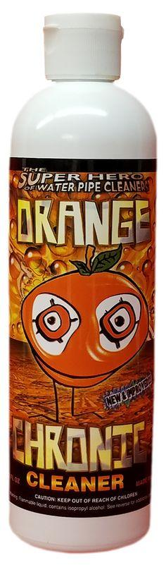 Orange Chronic Cleaner 12oz