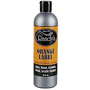 Randy's Orange Label Cleaner 12oz