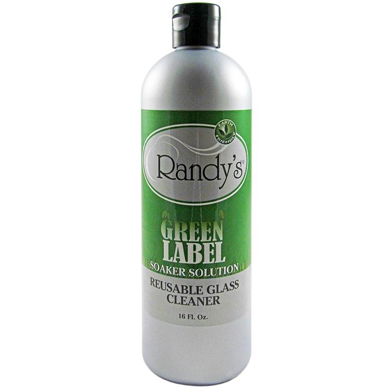 Randy's Green Label 12oz Cleaner