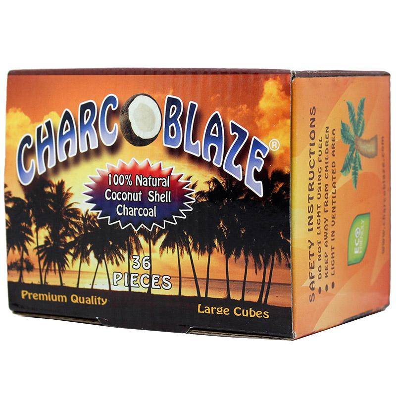 Charcoblaze Hookah Charcoal 36 Cubes