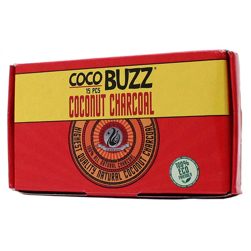 Starbuzz CocoBuzz Hookah Charcoal 15 Pcs