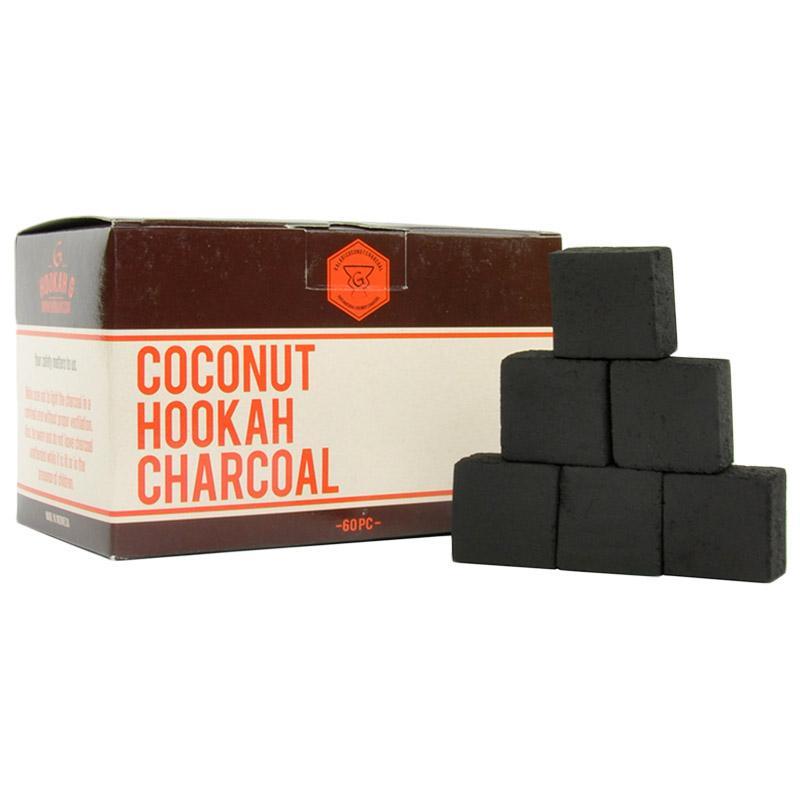 Guru Coconut Hookah Charcoal 60 M Pcs