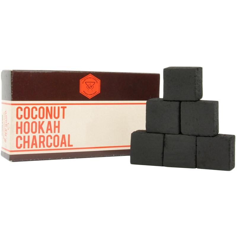 Guru Coconut Hookah Charcoal 20 S Pcs
