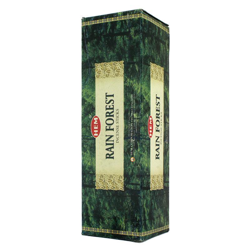 Hem Rain Forest Incense Sticks 120 Box