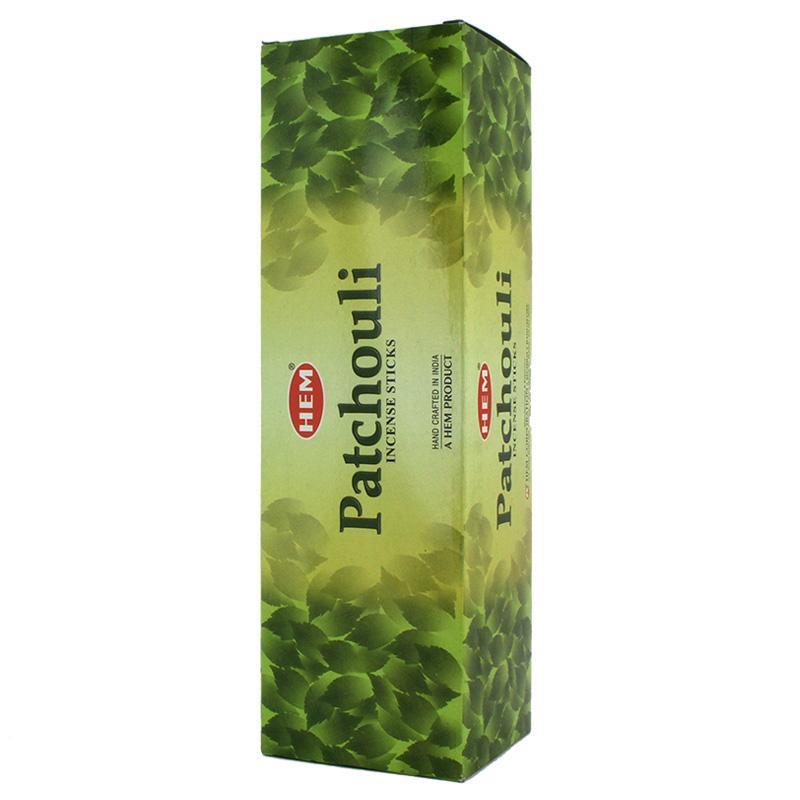 Hem Patchouli Incense Sticks 120 Box