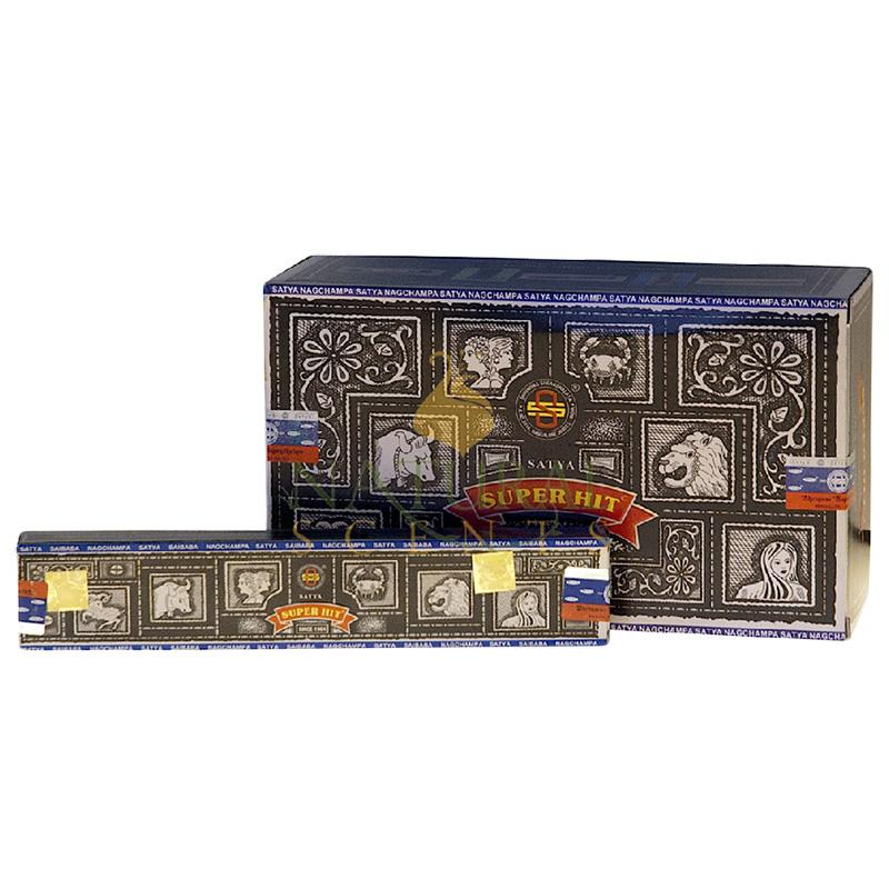 Satya Nag Champa Super Hit 15g Incense Sticks