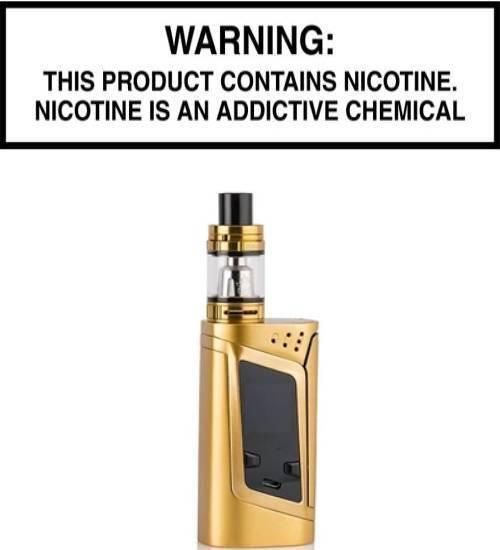 Smok Alien 22W Vape Kit (Gold)