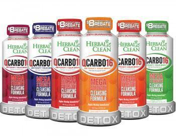 Herbal Clean QCarbo 16