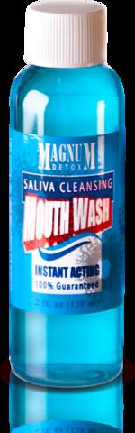 Magnum Saliva Cleanser Mouthwash Detox