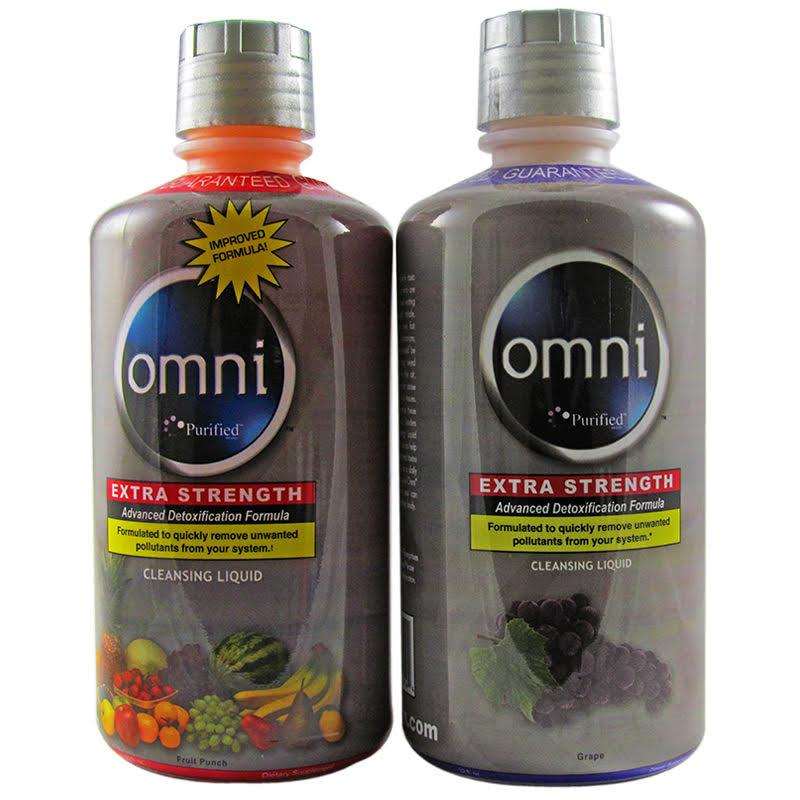 Purified Omni Cleansing 32oz.