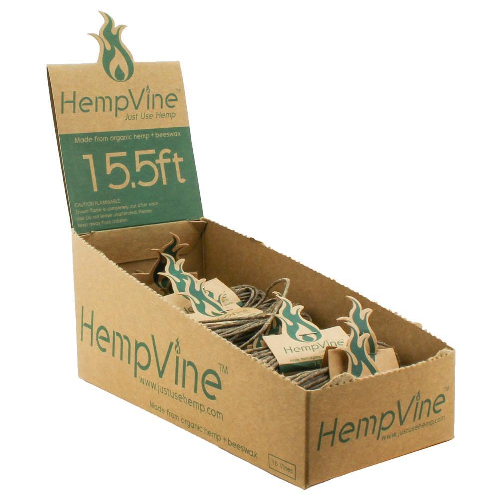 HempVine 15.5' Ft. Hemp Wick Spool