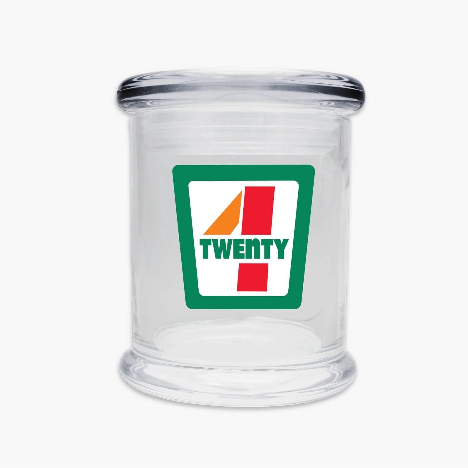 Juggz 4Twenty 420 Glass Jar
