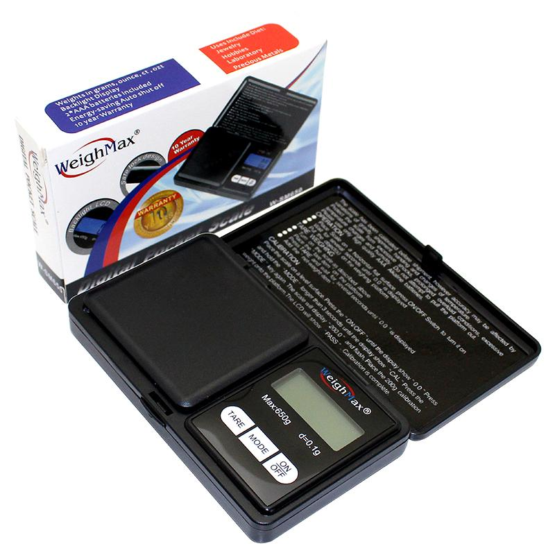 Weighmax W-SM650 Scale