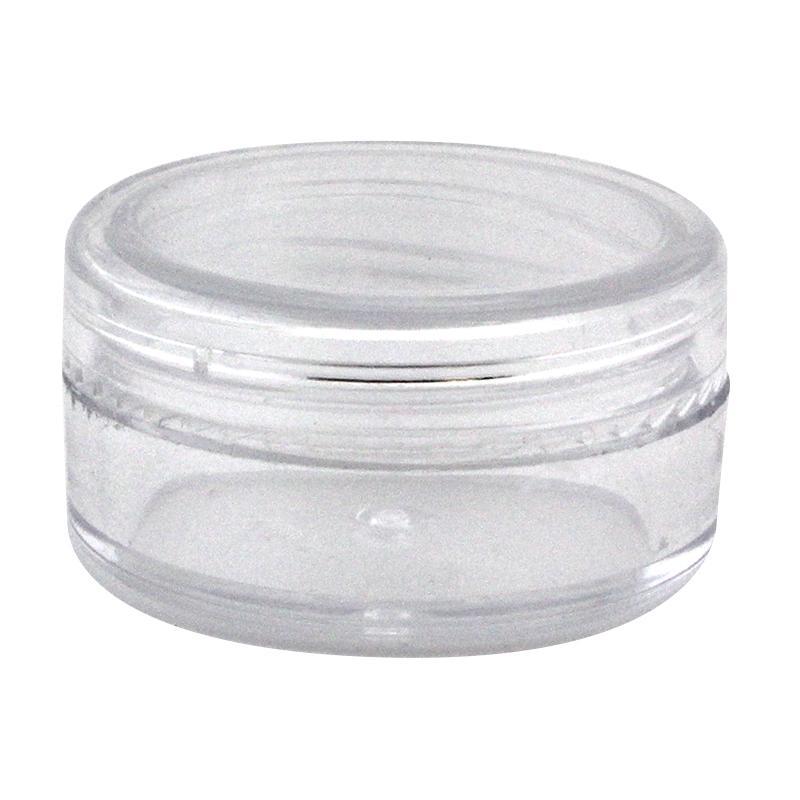 Clear 10ml Acrylic Jar
