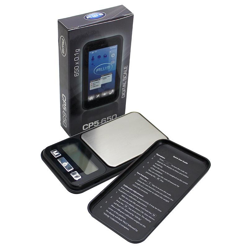 AWS CP5-650 Scale