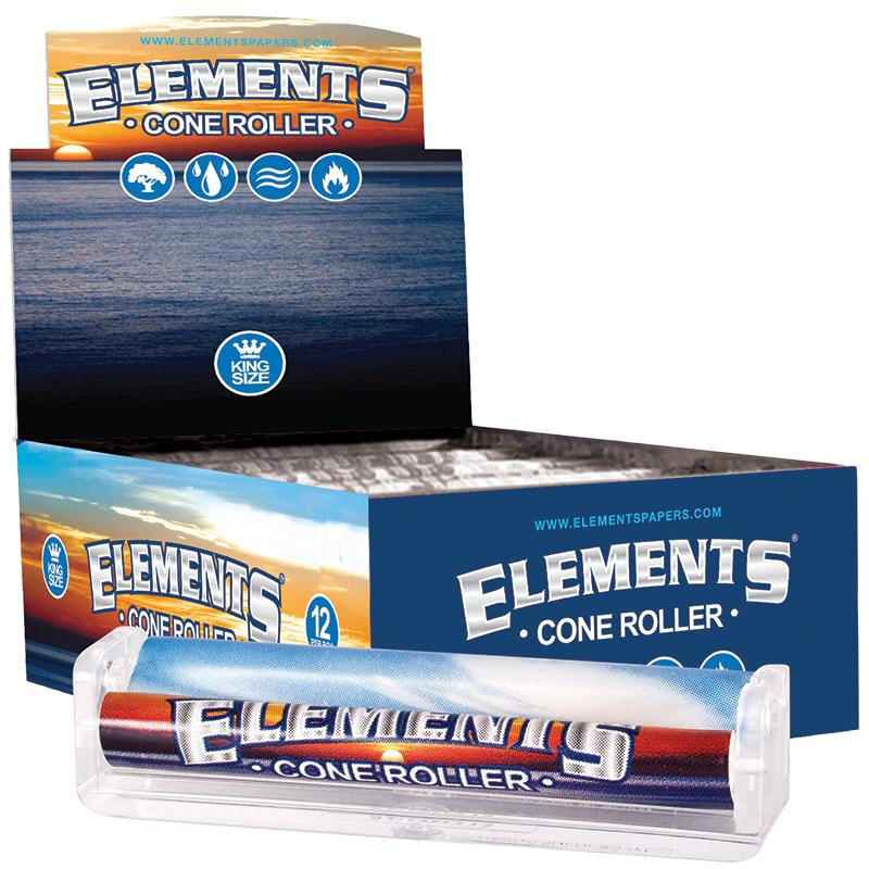 Elements King Size Cone Roller