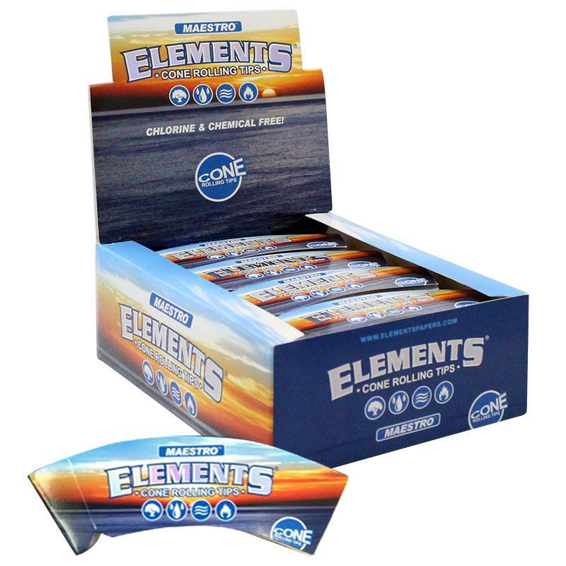 Elements Maestro Slim Cone Rolling Tips