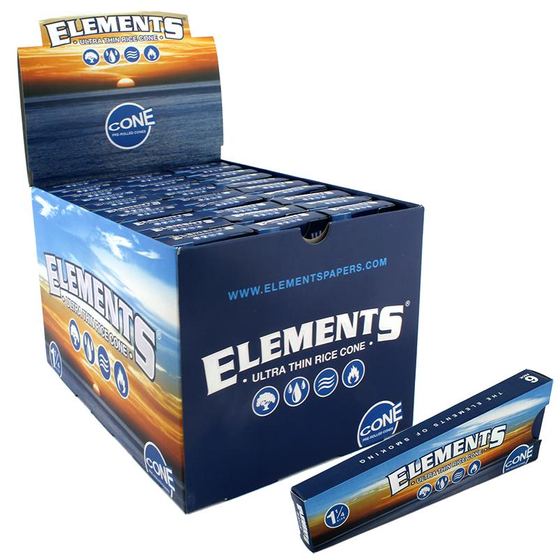 """Elements Cone 1 1/4"""" Size"""