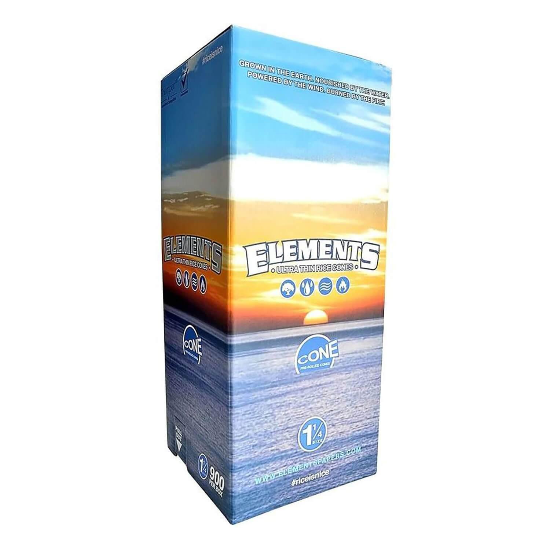 Elements Cone 1 1/4 900pk