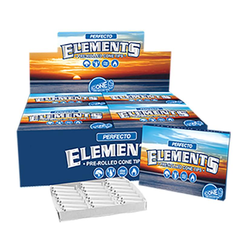 Elements Perfecto Pre-Rolled Cone Rolling Tips