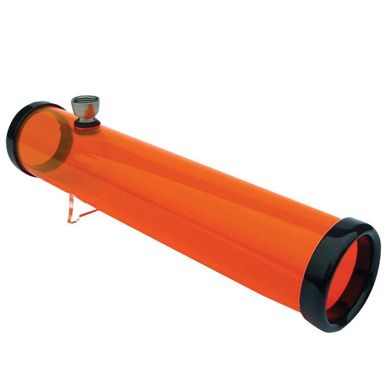 "10"" Acrylic Smokey-4L Steamroller"