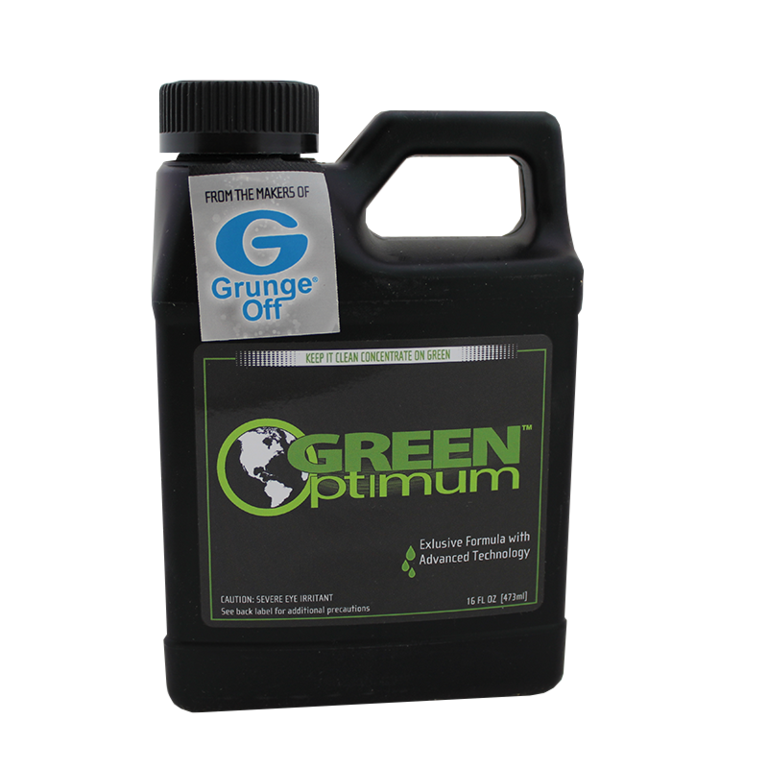 Grunge Off Green Optimum Cleaning Solution