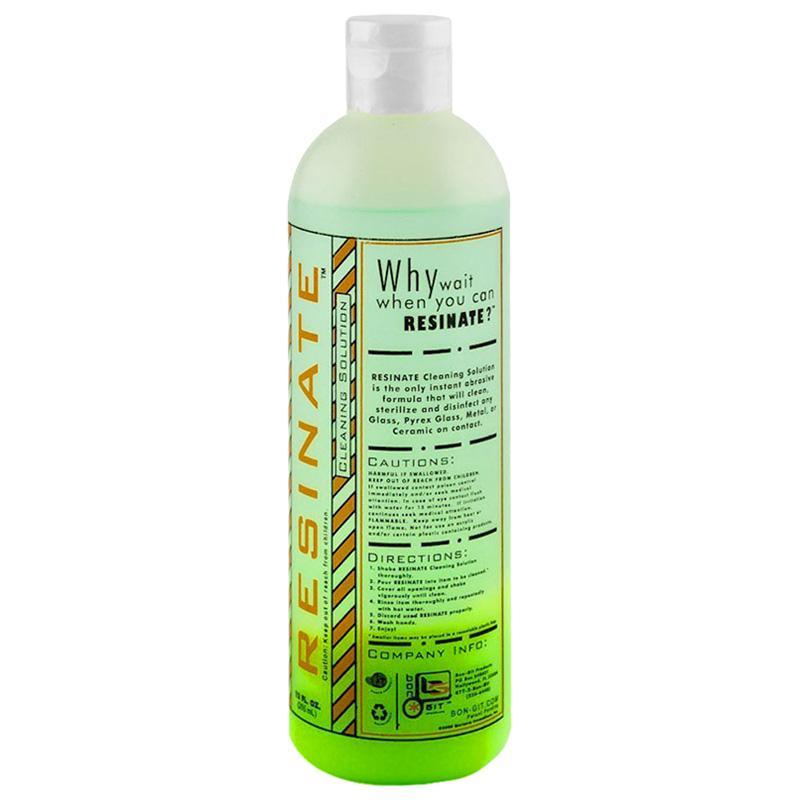 Resinate Green 12oz Cleaner