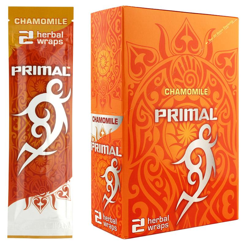 Primal Herbal Wraps Chamomile Flavor