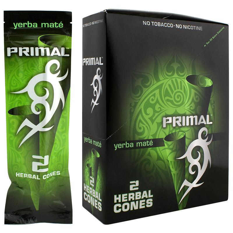 Primal Herbal Cones Yerba Mate Flavor